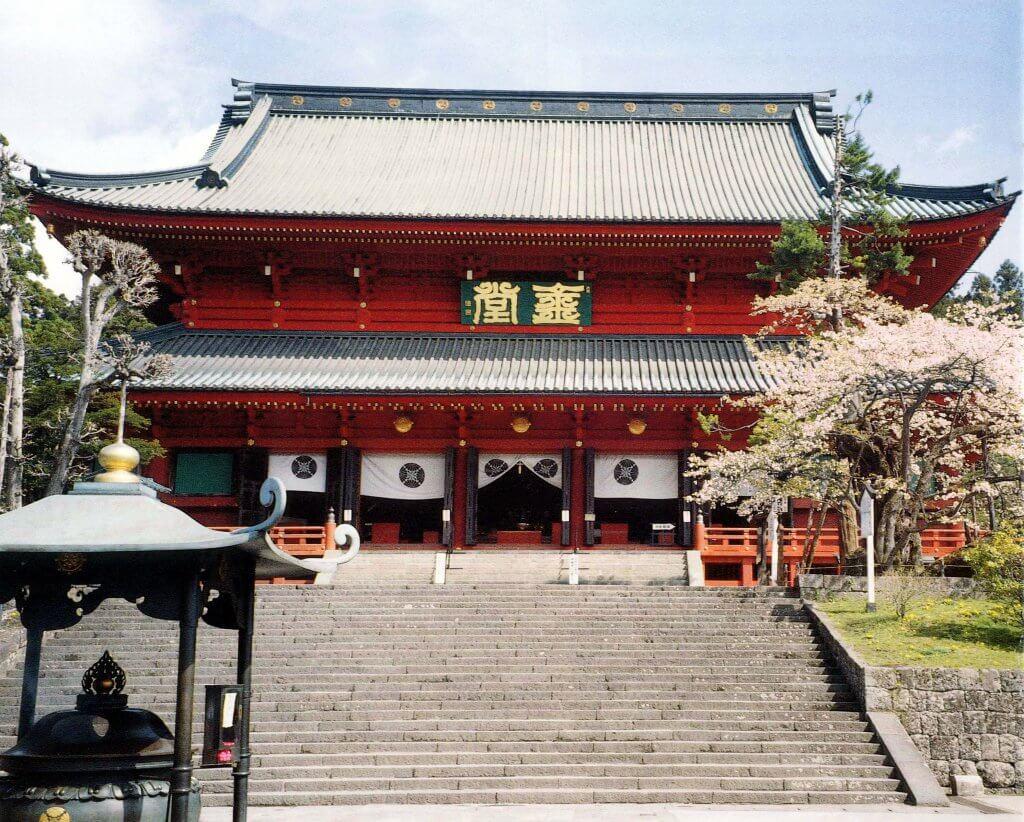 (写真)三仏堂