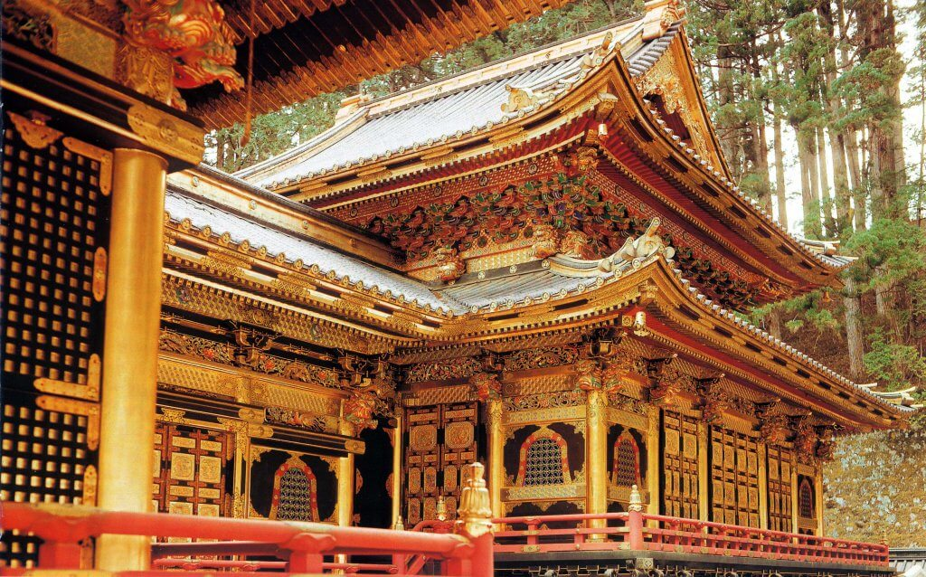 (写真)大猷院霊廟