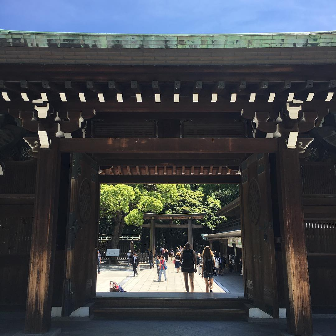 How to Pray at a Japanese Shrine ?