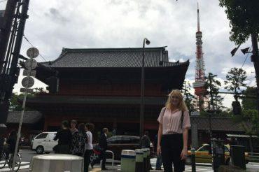 Zojoji(temple)
