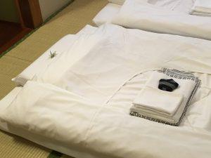旅館 澤の屋 客室内