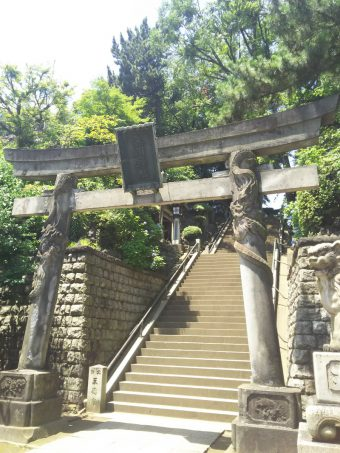 Shinagawa(Shrine)