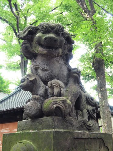 What are Koma-inu?
