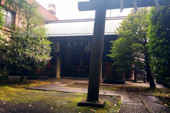 Sakuradajinja(Shrine)