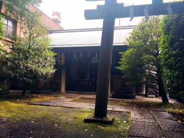 Sakuradajinja(Shrine)