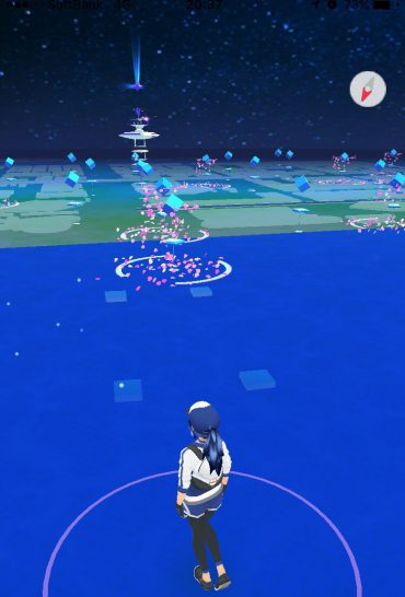 How to use Pokemon Go at shrines and temples