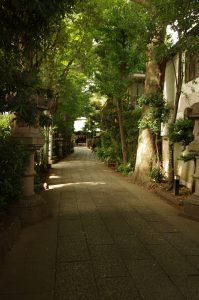 2戸越八幡神社