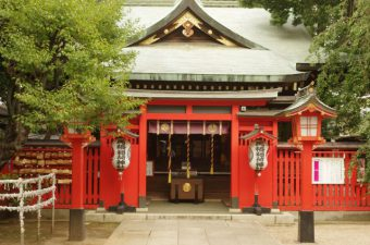 Mabashi Inari(shrine)