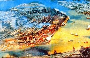 洞海湾1960