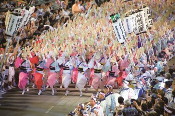 15 Unique Festivals Only Found in Japan(1~5)