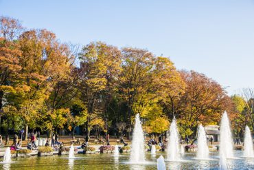 The History of Ueno Park
