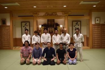 Nichirenshu Saichuzan Joshoji and Aikido: The Way of the Mental Sword