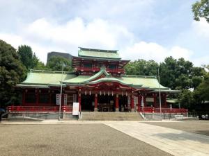 東京十社11