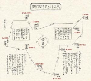 東京十社2