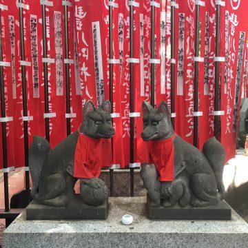 Toyokawainari-Tokyo(temple)