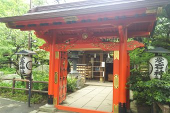Atagojinja(Shrine)