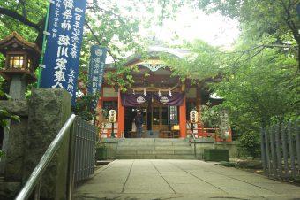 Shiba Daijingu and Shiba Toshogu(Shrine)