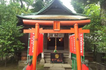 Ana Inari(shrine)