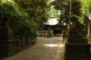 3戸越八幡神社