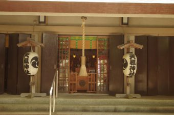 Kamishinmei-tenso(shrine)