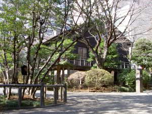 General_Nogi^^39,s_Former_House_(旧乃木将軍邸)_in_Nogi_Park_(乃木公園)_-_panoramio