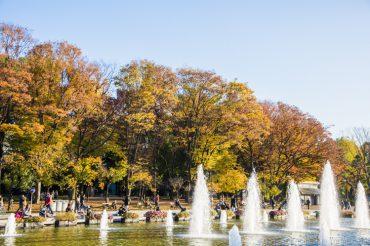 The History of Ueno Park