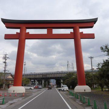 NANGU TAISHA, Tarui city, Gifu Prefecture